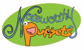 Noteworthy Puppets Inc. Puppet shows serving Los Angeles, Riverside, San Bernardino, San Diego & Ventura Counties.